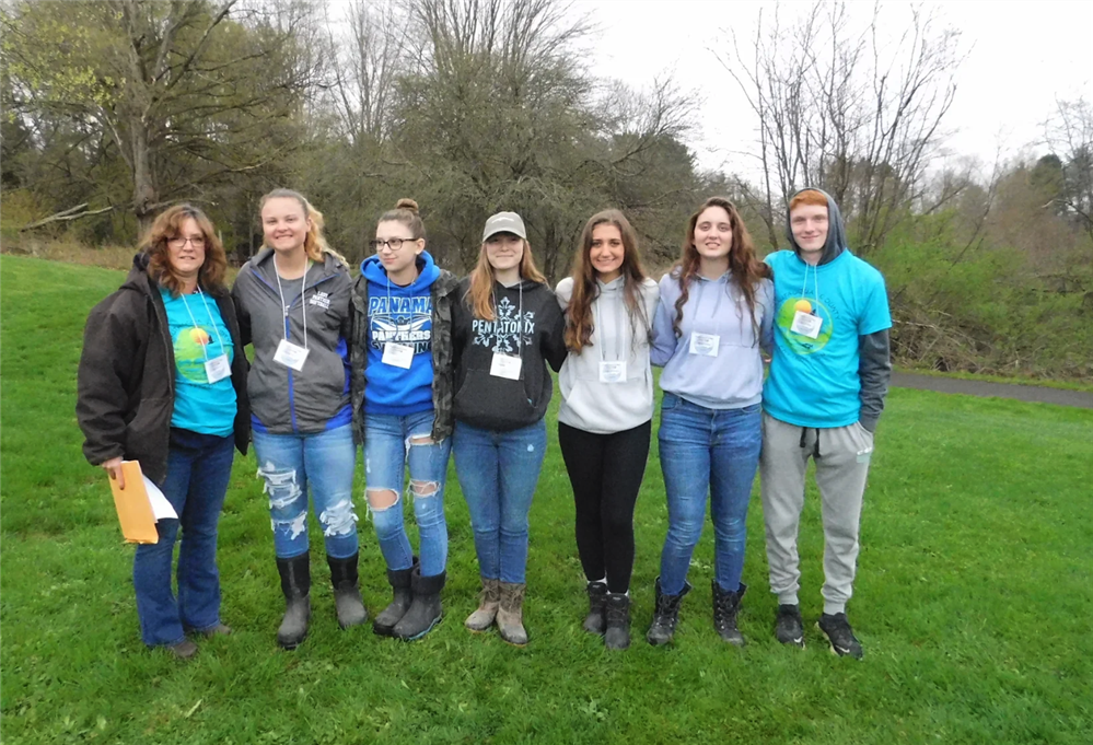 Click here for photos from the 2019 Envirothon!